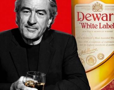 Robert de Niro / Dewar's