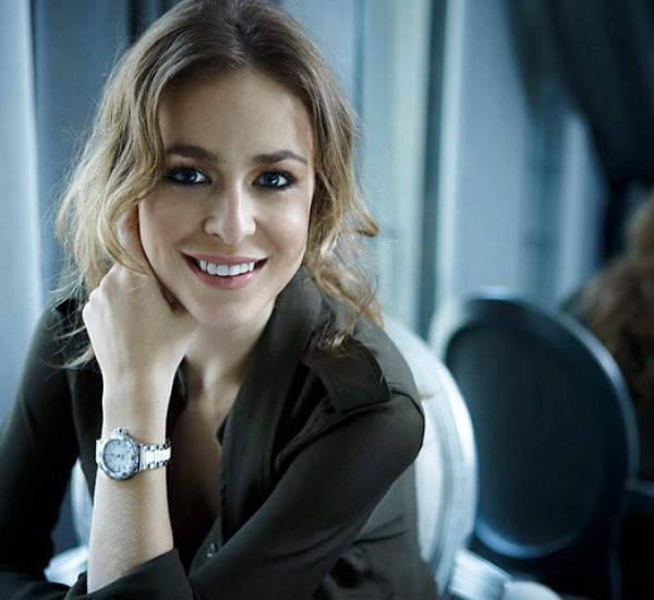 Silvia Abascal / Tag Heuer