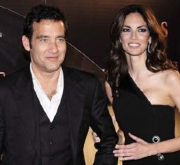 Eugenia Silva y Clive Owen / Chivas