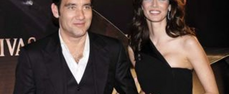 Eugenia Silva and Clive Owen / Chivas
