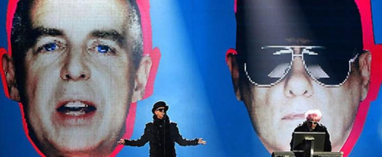 Pet Shop Boys / Concierto comienzo gira San Petesburgo