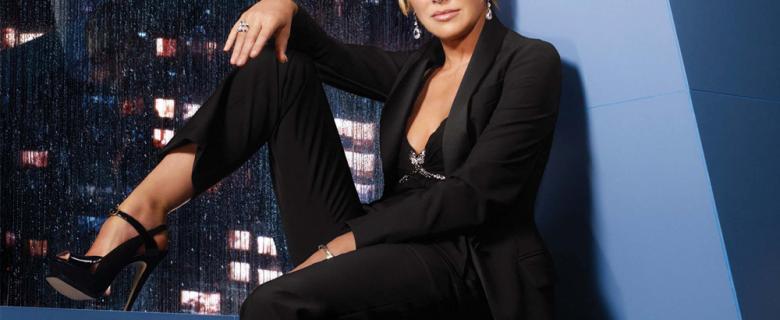 Sharon Stone / Saloni